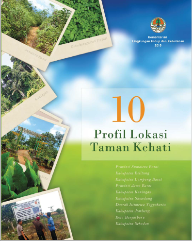 10 Profil Taman Kehati