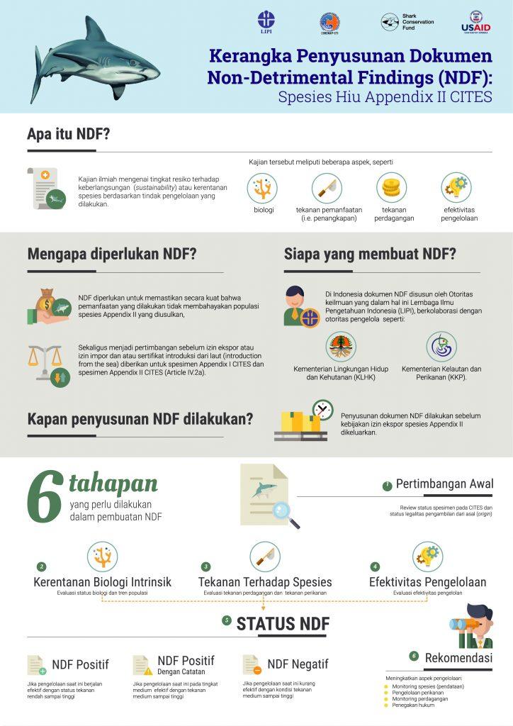 Factsheet Penyusunan NDF Hiu
